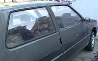 Homem furta veículo, mas é surpreendido pelo dono ao chegar em bar