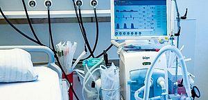Governo fecha primeiro contrato para compra de respiradores brasileiros para pacientes de coronavírus