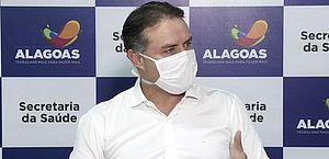 Governador determina que forças de segurança integrem distribuição das vacinas em AL