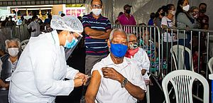Maceió terá 14 pontos de vacinação até o final de março, diz prefeitura; veja os locais