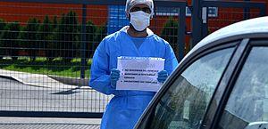 Uruguaios contam como é a rotina de trabalho durante a pandemia