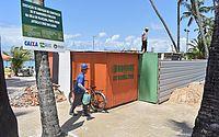 Orla de Maceió recebe banheiros públicos