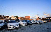 SMTT realiza nova edição do leilão de veículos apreendidos