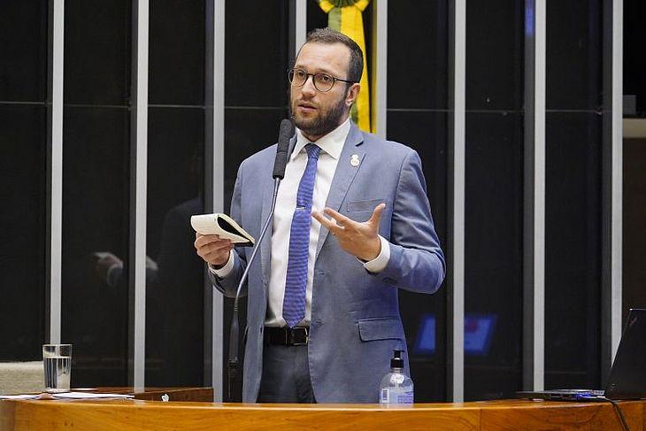 Filipe Barros, relator da Comissão do Voto Impresso