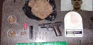 'Açougueiro', chefe de facção em União dos Palmares, recebe polícia à bala e acaba morto em operação