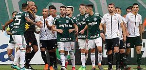 Palmeiras e Corinthians na final do Paulistão 2018