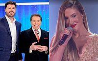 Gentili defende Silvio Santos em polêmica com Claudia Leitte