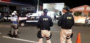 Lei Seca retira de circulação 23 condutores por embriaguez ao volante em Santana do Ipanema