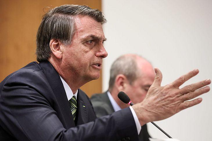 Presidente Jair Messias Bolsonaro