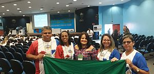Conselheiros Tutelares participam do 7º Congresso Nacional em defesa dos Direitos Humanos de Crianças e Adolescentes