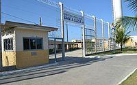 Seris monta hospital de campanha para reeducandos no sistema prisional