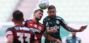 Brasileirão: domingo de empates e de polêmica com Palmeiras x Flamengo