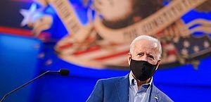 Homem é preso por suspeita de tentar sequestrar e matar Joe Biden e Kamala Harris