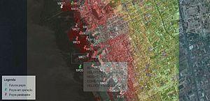 Vídeo: relatório mostra que outros bairros de Maceió também estariam 'afundando'