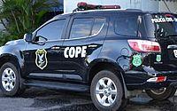 Preso suspeito de tentativa de homicídio contra vereador por Dois Riachos