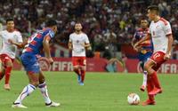 Fortaleza é melhor, mas Independiente-ARG avança após gol no fim