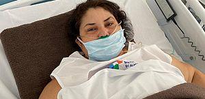 Covid-19: 'Saí de um inferno e vim para um paraíso', diz paciente do AM transferida para Alagoas