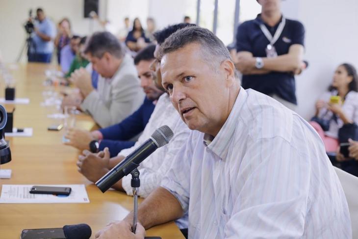 Secretário Paulo Lima Júnior