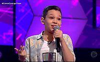 Vídeo: cantor alagoano de 11 anos encanta jurados e vai à semifinal de reality da Record TV