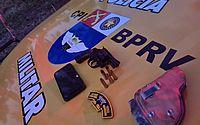 Motociclista com sinais de embriaguez é preso com arma na cintura na AL-101 Sul