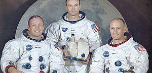 Astronauta Neil Armstrong visitou o Brasil antes de ir à Lua