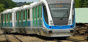 CBTU suspende viagens de trens urbanos nesta quinta-feira
