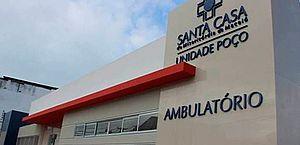 Santa Casa suspende atendimentos no ambulatório e cancela cirurgias eletivas