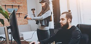 Senac abre vagas para curso de Desenvolvedor de Games
