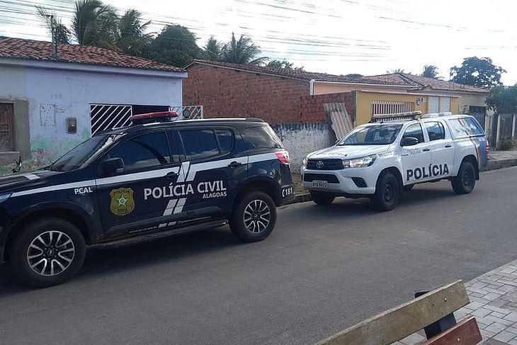 Prisões aconteceram em Campo Grande e Craíbas, municípios do Agreste alagoano
