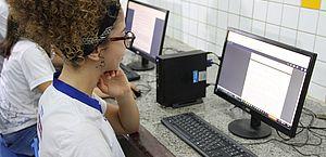 Seduc oferece 8.400 vagas em cursos profissionalizantes para estudantes da rede estadual