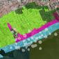 Atualização do Mapa de Setorização de Danos recomenda realocação total de 1.706 imóveis da área de monitoramento