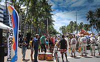 Domingo de Lazer da Rua Fechada é ampliado e ganha nova setorização
