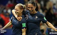 França supera gol contra e vence Noruega na Copa feminina