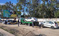 Operação Fronteiras remove veículos e autua condutores que descumprem decreto