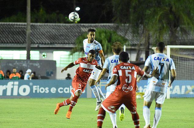 No Estádio do Café, Londrina e CRB se enfrentam pela Série B; acompanhe