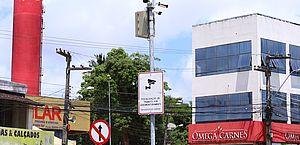 Fiscalização por videomonitoramento será implantada na Feirinha do Tabuleiro