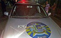 Dois homens são presos suspeitos de matar mulher e tentar matar homem em São Miguel do Campos