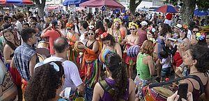 Carnaval do Rio tem previsão de chuva e calor ameno