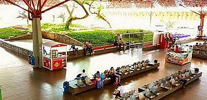 Terminal Rodoviário recebe ações do Maceió Rosa nesta quinta-feira