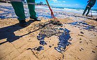 Navio-patrulha vai auxiliar na limpeza de óleo no Delta do Parnaíba