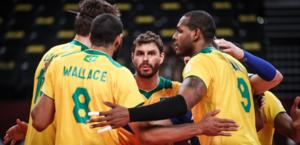 Vôlei masculino: Brasil sofre 1ª derrota em Tóquio por 3 sets a 0 para os russos