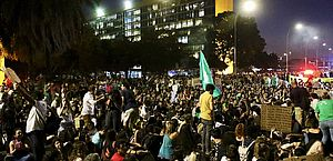 Manifestantes vão às ruas neste sábado em defesa da Amazônia