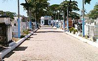 Cemitério Nossa Senhora da Piedade, no Prado