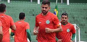 LucasAbreuquer grande Série B no Guarani em busca do acesso com o clube paulista