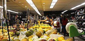 Preço da cesta básica cai em junho em 10 capitais