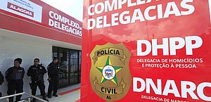Polícia Civil prende suspeito de homicídio e furto em Maceió