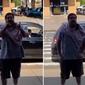 Homem que atacou motoboy é filmado cometendo nova injúria racial; veja
