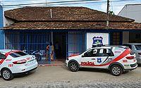 Polícia prende foragido de Pernambuco na Praia do Francês em Marechal Deodoro