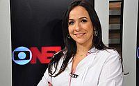 """Maria Beltrão se explica após dizer """"Bozonaro"""" ao vivo"""