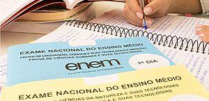Inep prorroga prazo para pagamento da taxa do Enem 2020